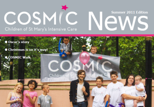 Summer 2011 Newsletter CI