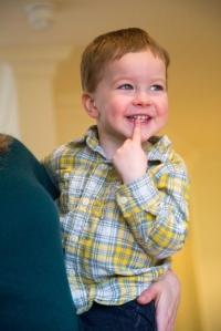 Elliot in March 20017